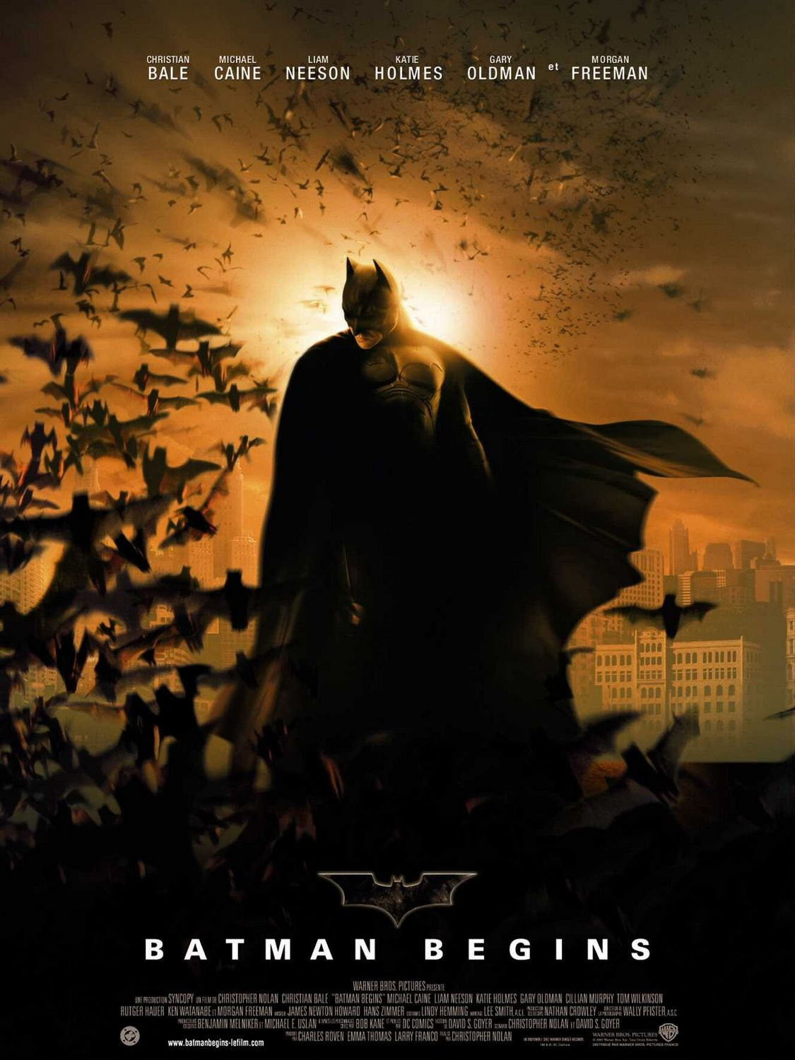Crítica | Batman Begins