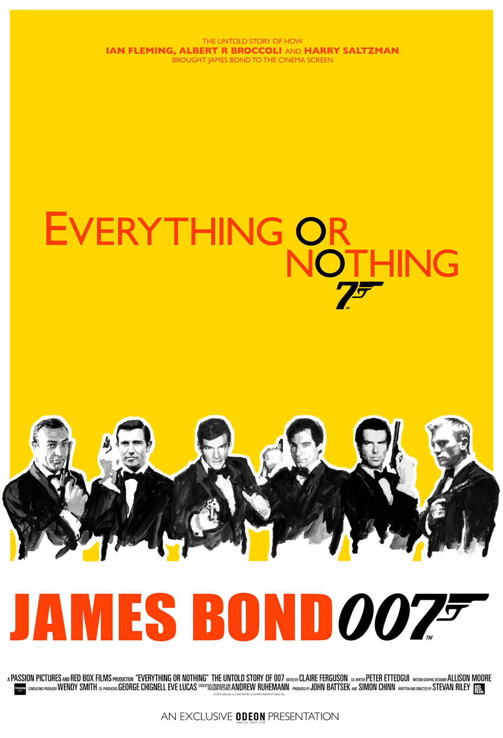 [Crítica] Everything or Nothing: The Untold Story of 007