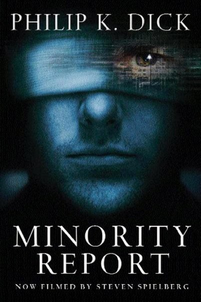 Minority Report – A Nova Lei – Philip K. Dick - book