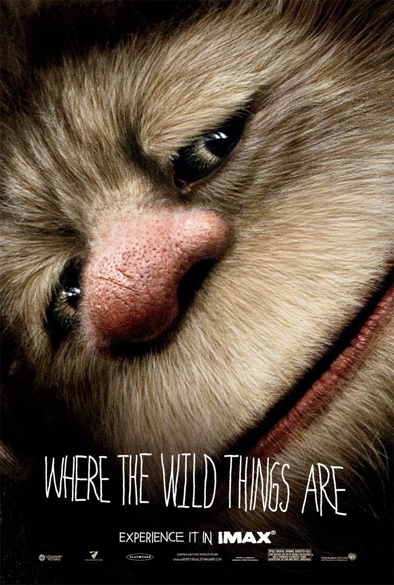 Where-The-Wild-Things-Are-Movie-Poster
