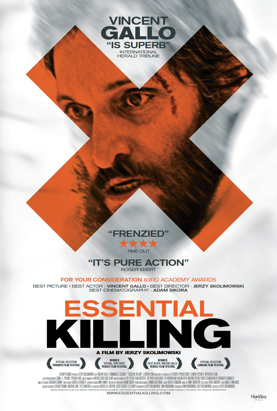 [Crítica] Essential Killing