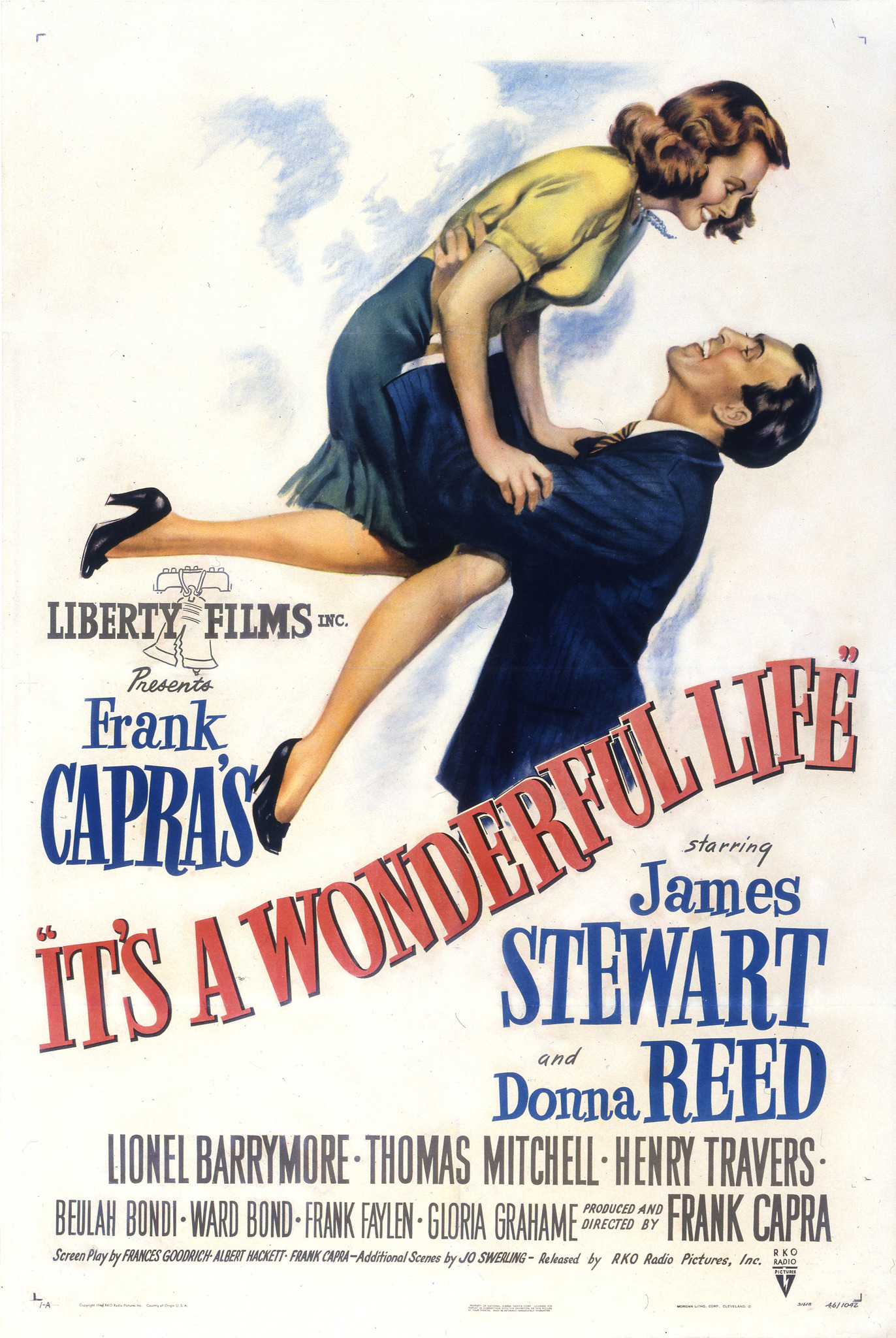 "The Academy of Motion Picture Arts and Sciences will examine the technology behind ""It's a Wonderful Life"" at Los Angeles and New York City screenings on Friday, December 9, and Monday, December 12, respectively."