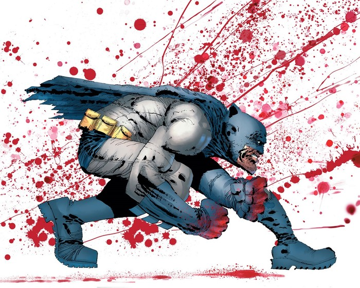 Batman - The Dark Knight III - Frank Miller