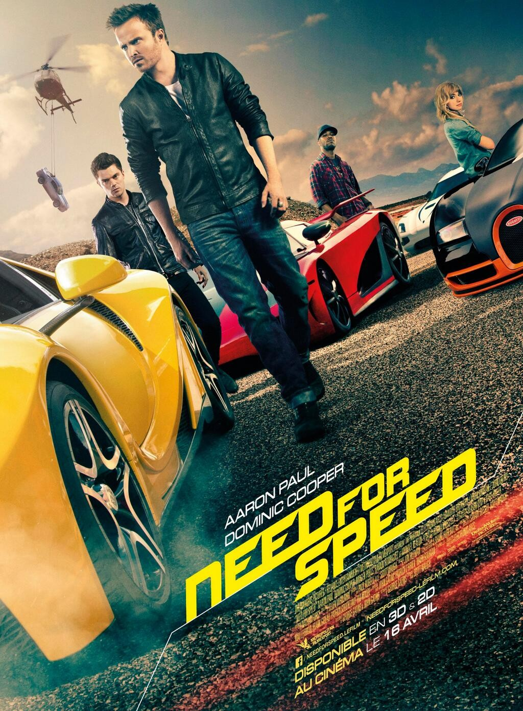 Crítica | Need for Speed: O Filme
