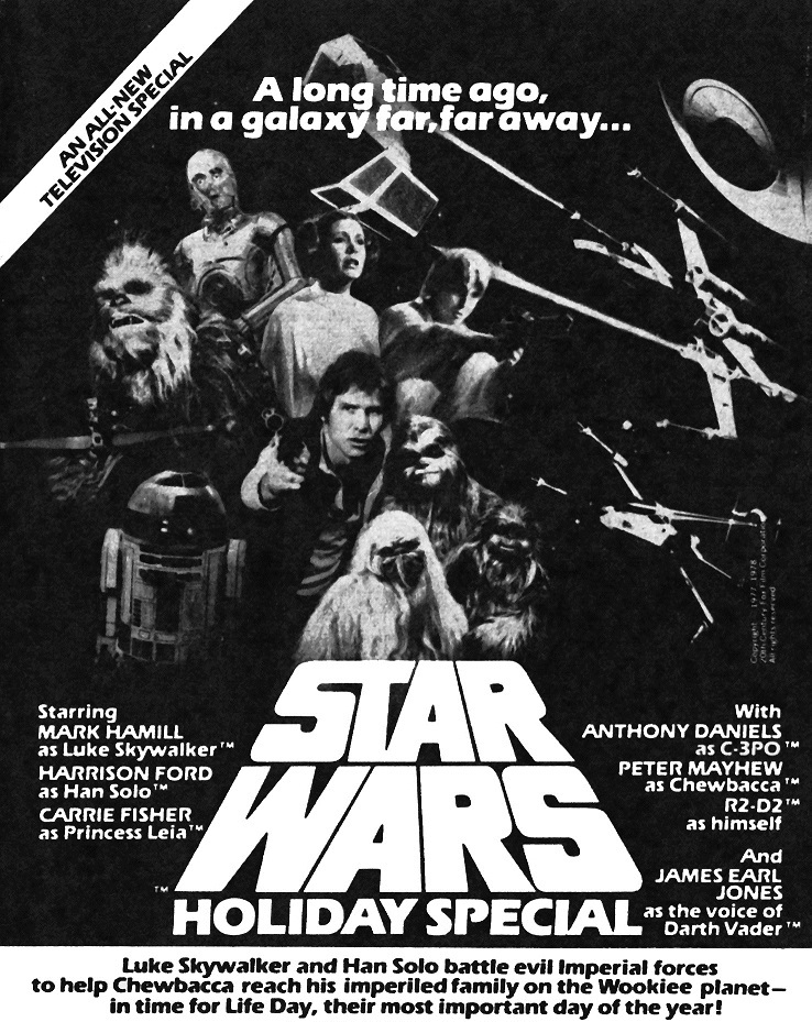 [Crítica] Star Wars: Holiday Special