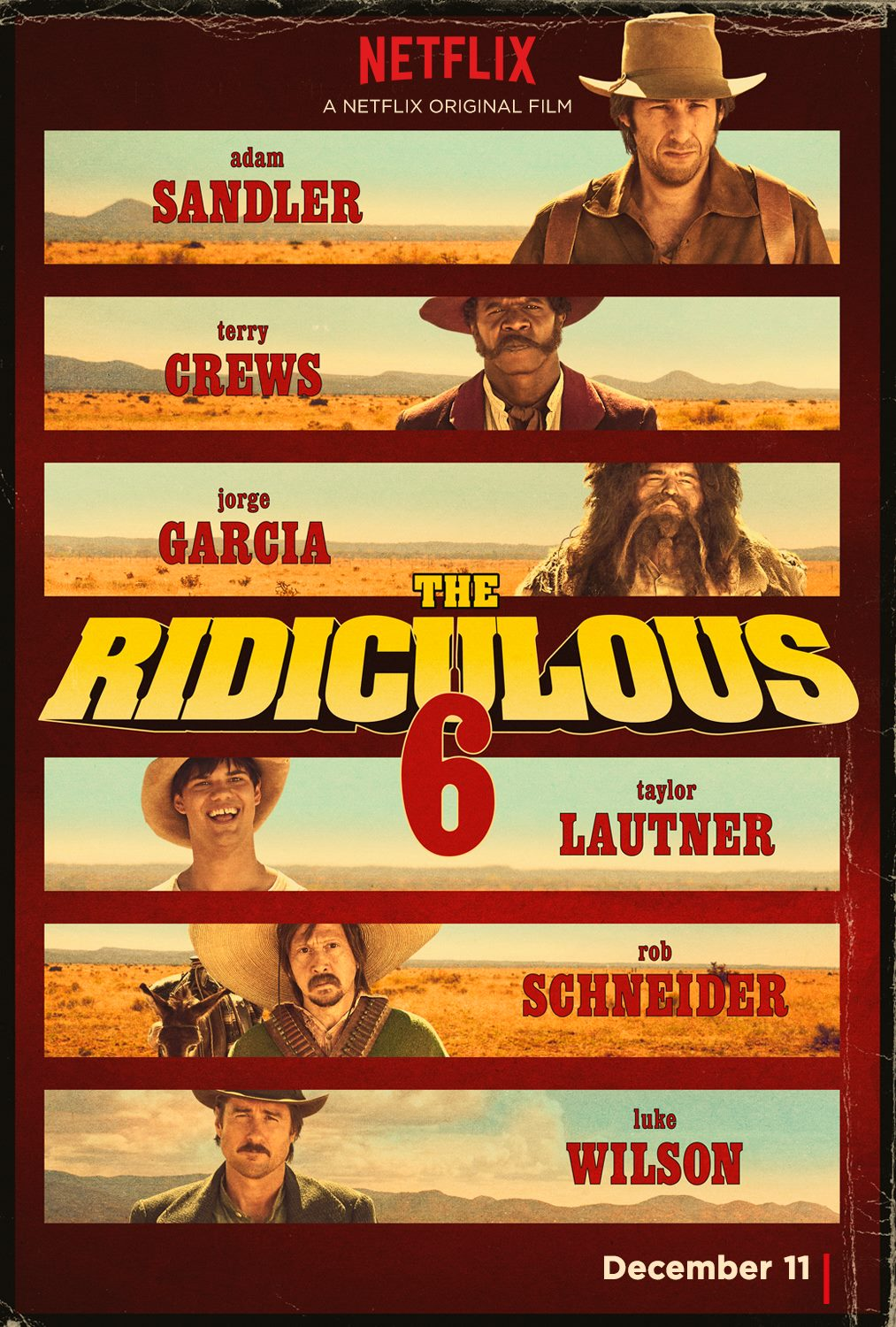 [Crítica] The Ridiculous 6