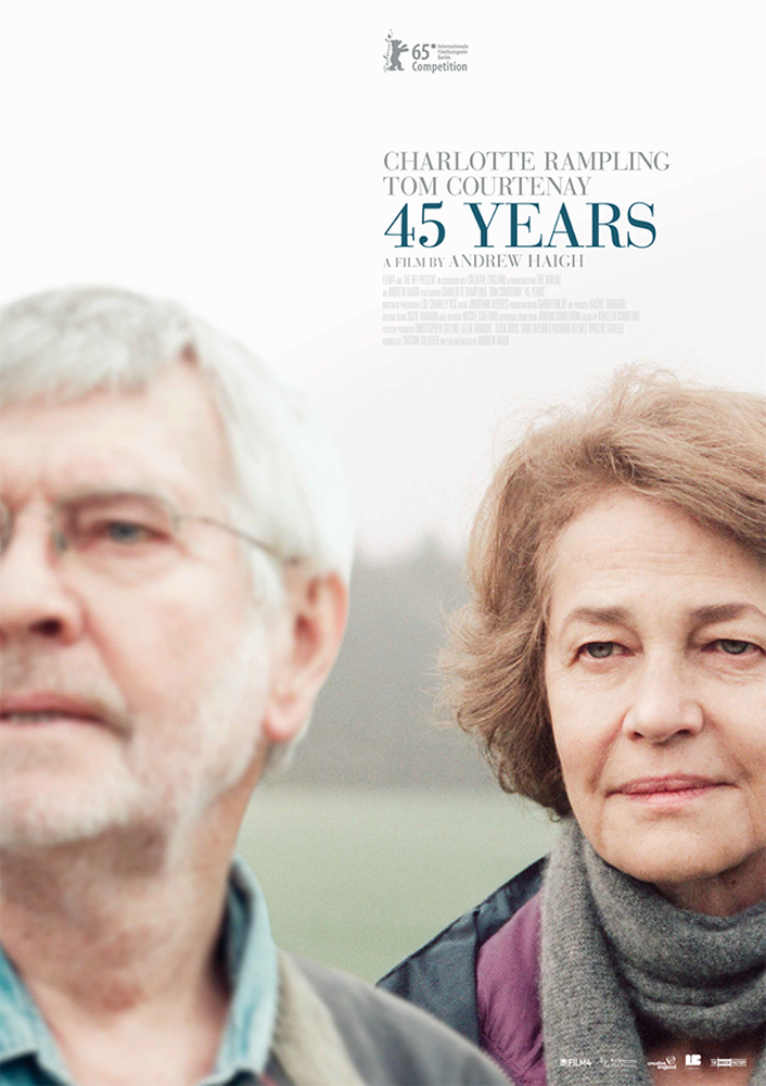 45 Anos - poster