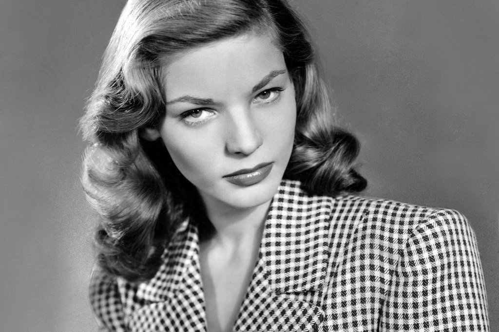 Sai de Cena a lenda do cinema Lauren Bacall