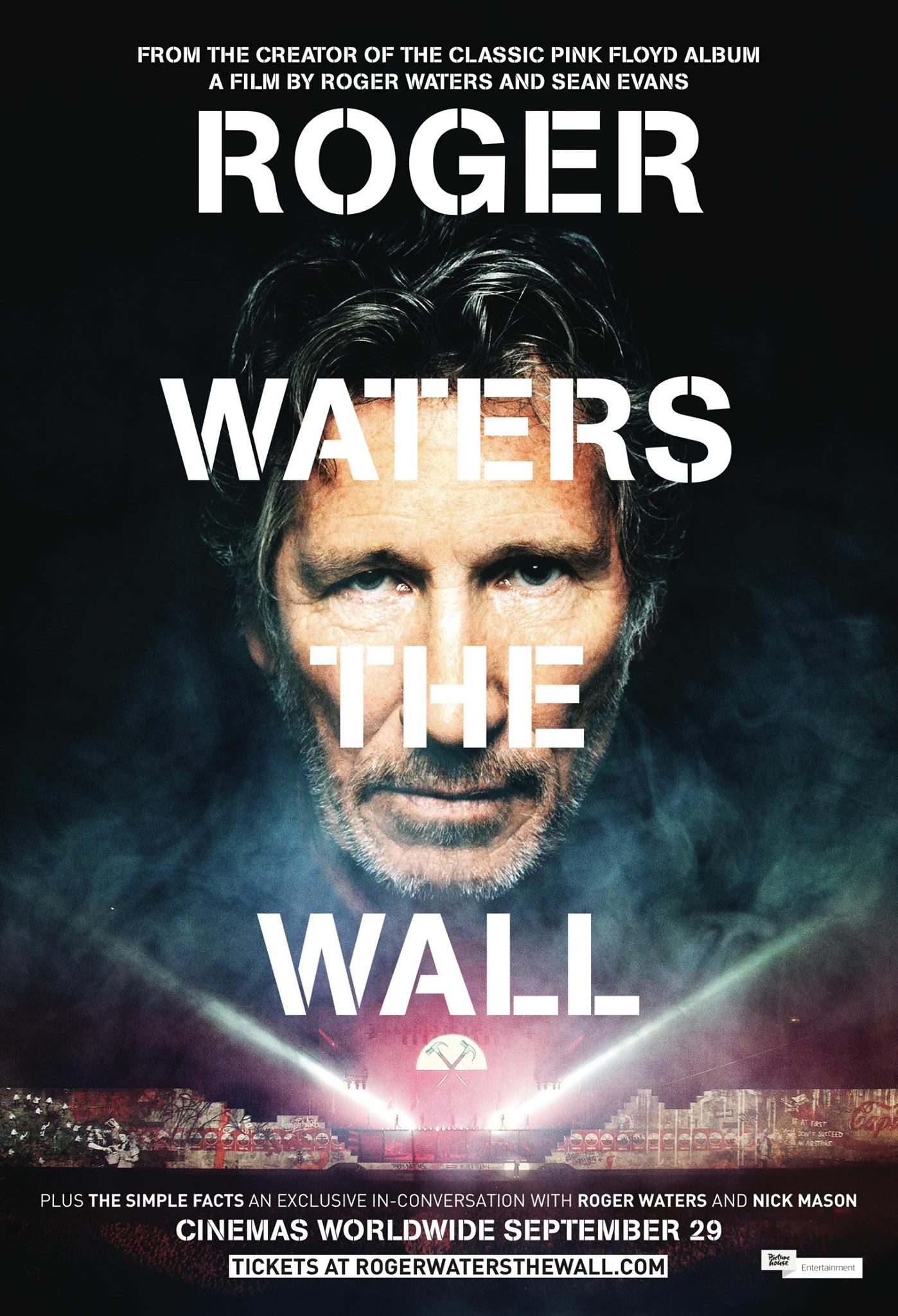 [Crítica] Roger Waters - The Wall