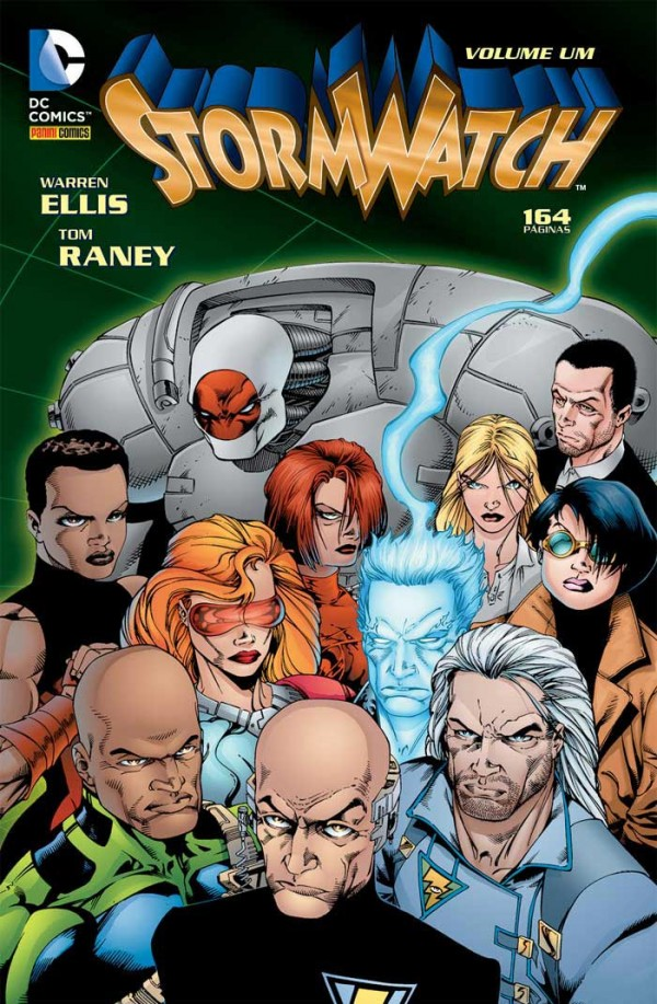 Resenha | Stormwatch – Volume 1