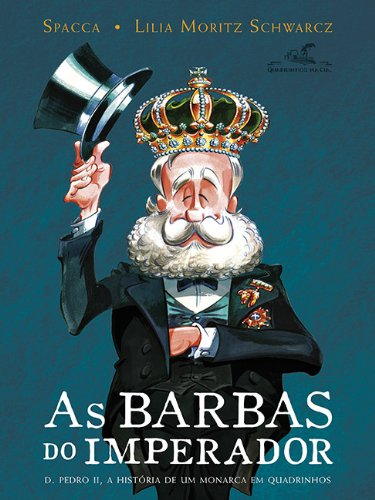 As Barbas do Imperador - capa