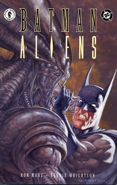 Batman - Aliens