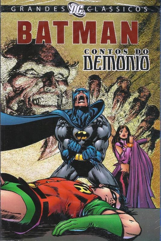 Contos do Demonio - Batman