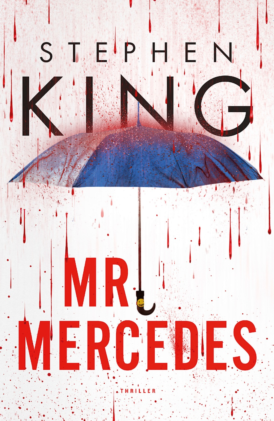 Mr Mercedes - Capa