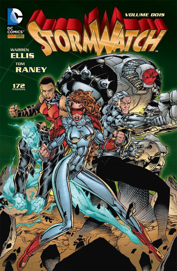 Resenha | Stormwatch – Volume 2