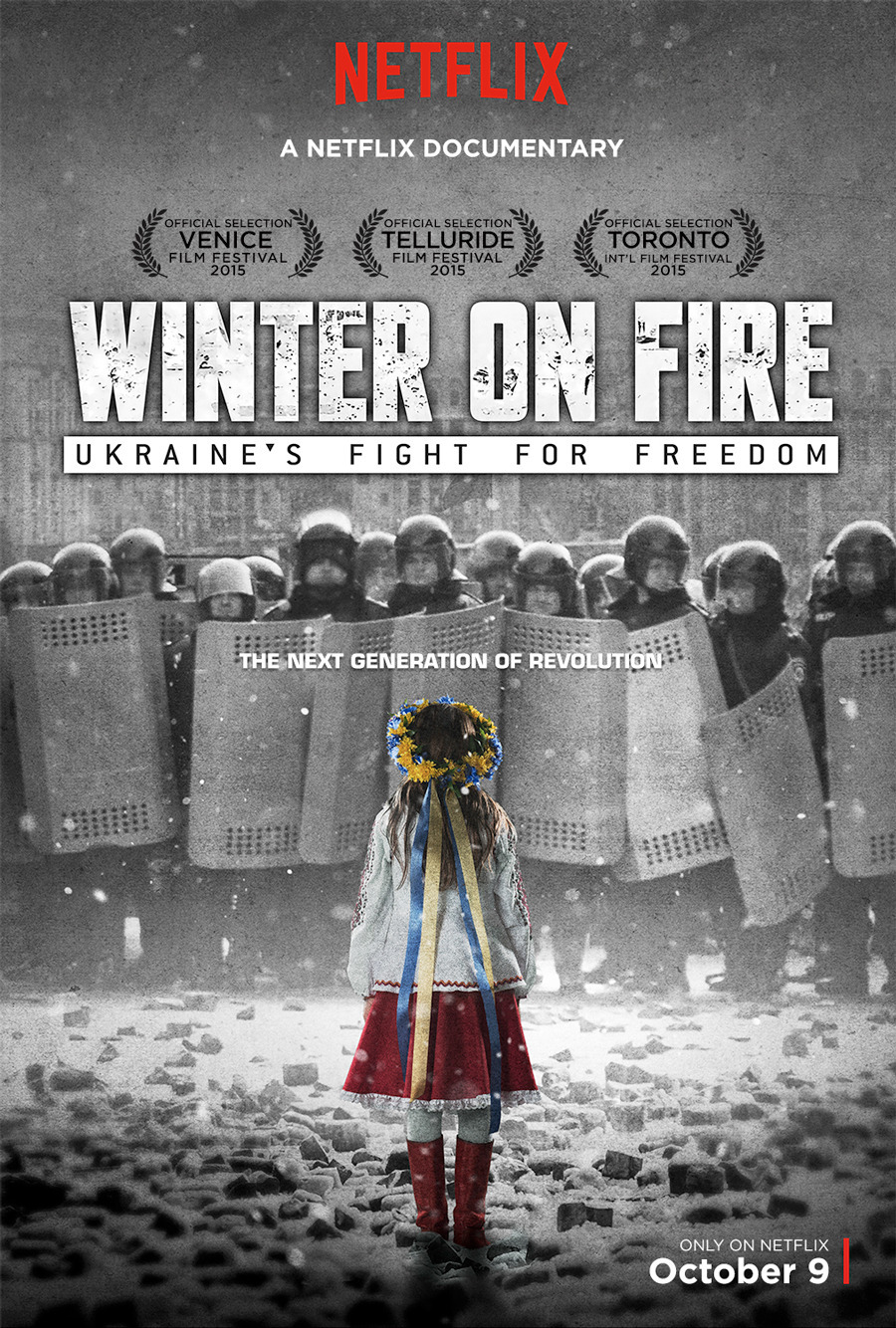 [Crítica] Winter on Fire: Ukraine's Fight for Freedom
