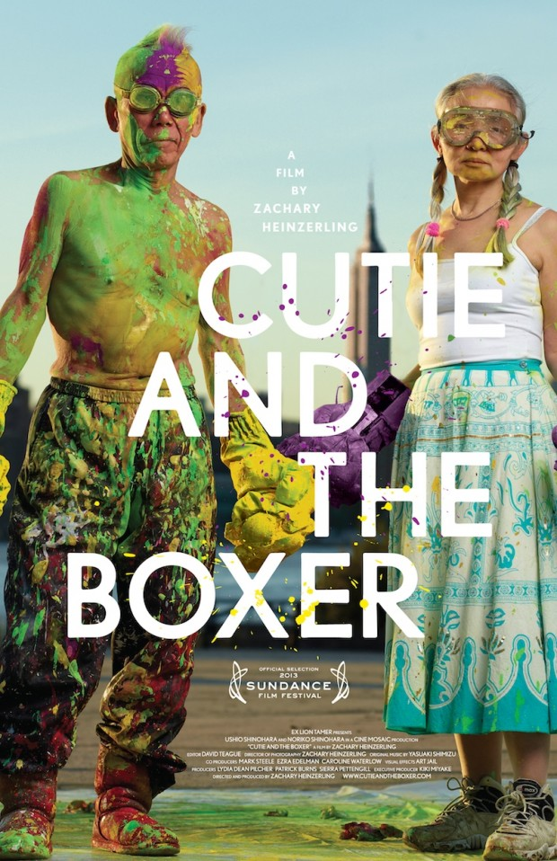 Crítica | Cutie and the Boxer