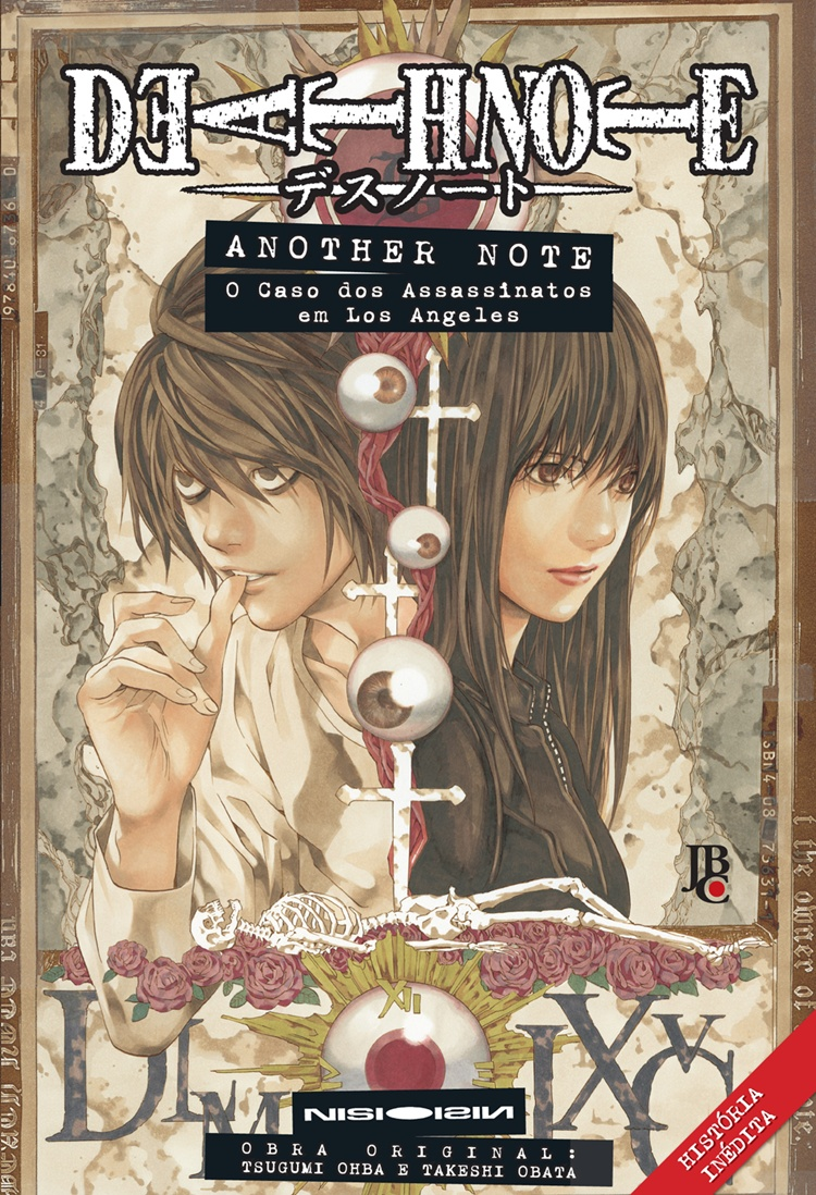 Resenha | Death Note: Another Note – O Caso dos Assassinatos em Los Angeles