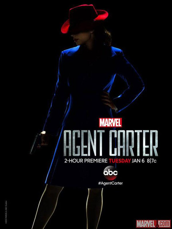 Review | Agente Carter – 1ª Temporada