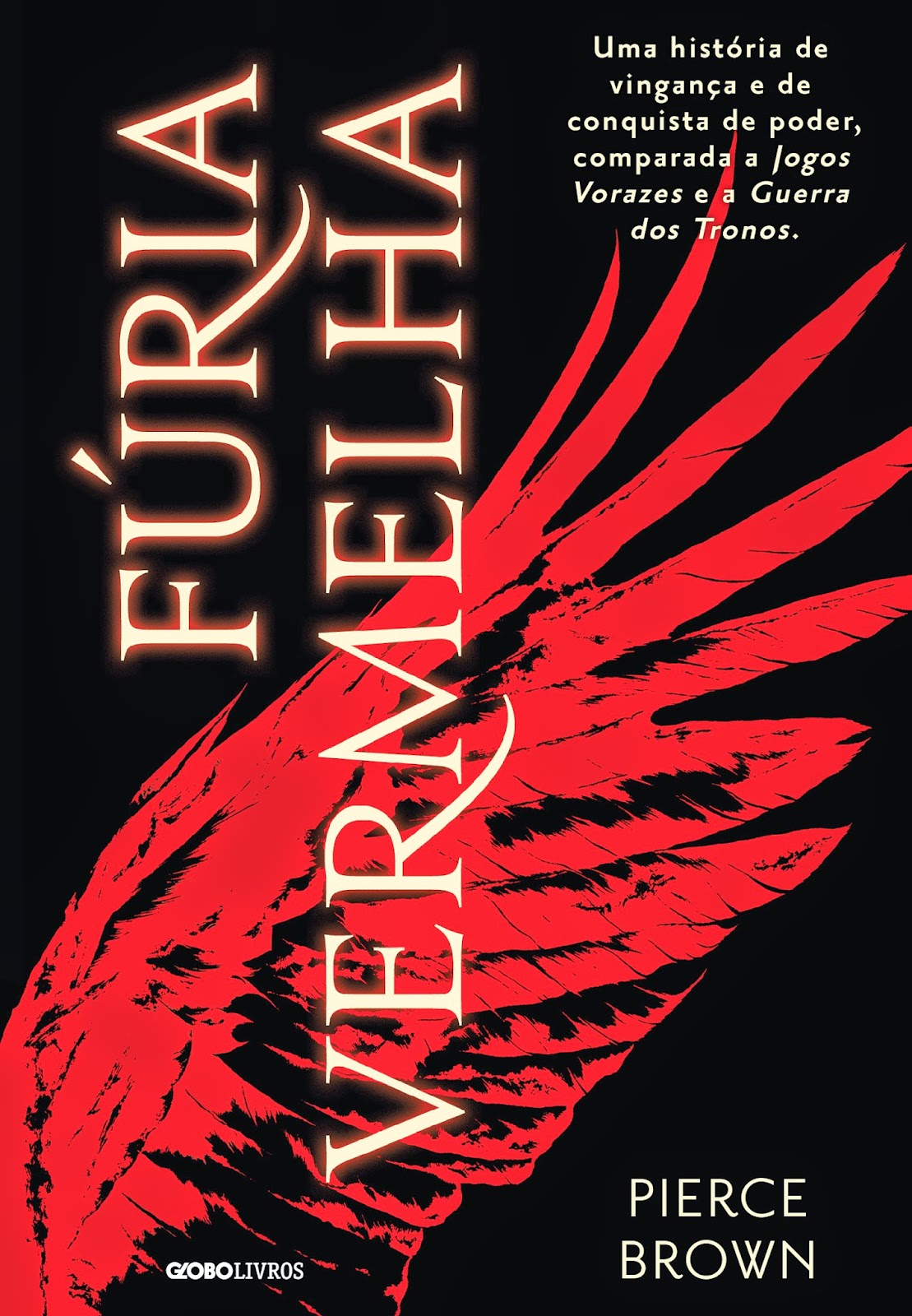 Resenha | Fúria Vermelha (Trilogia Red Rising) – Pierce Brown