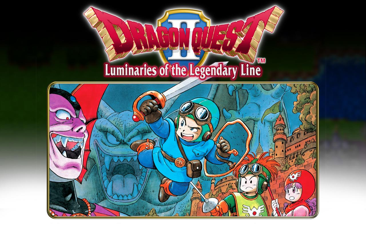 Review | Dragon Quest II