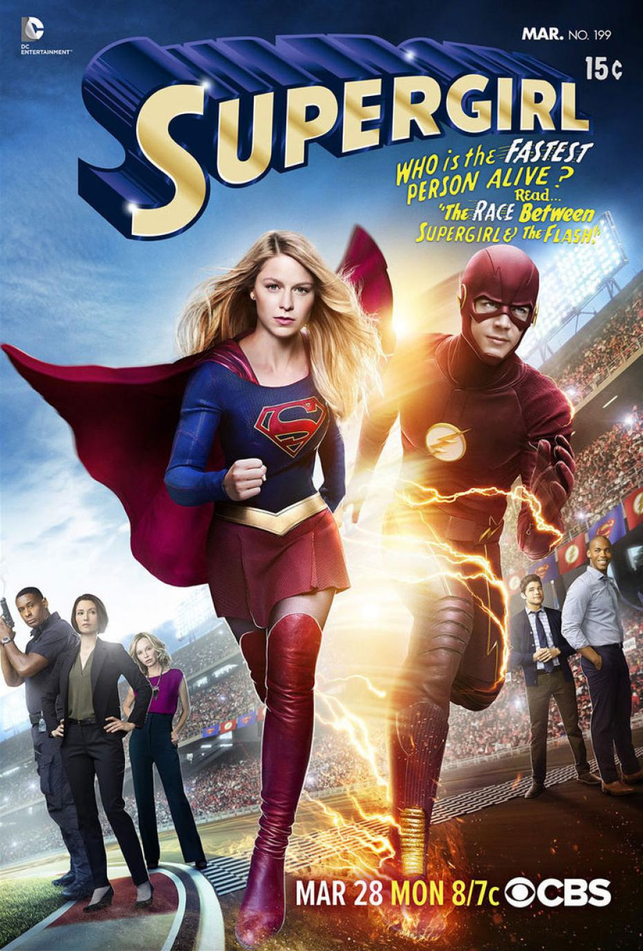 Review | Supergirl – 1ª Temporada