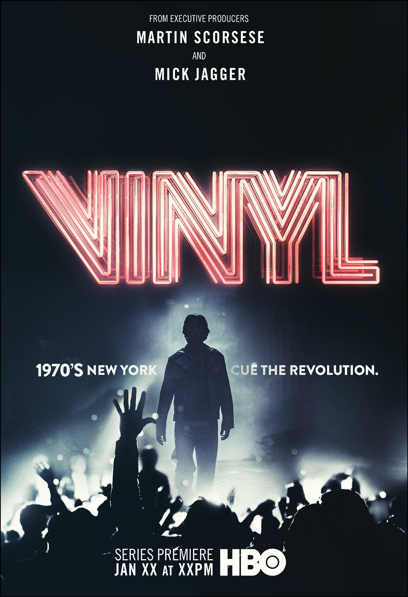 Review | Vinyl - 1ª Temporada