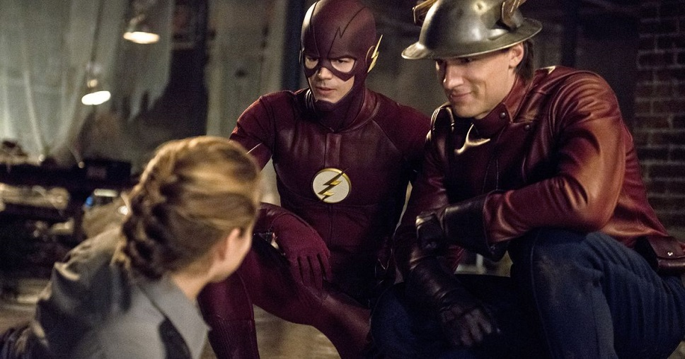 flash and jay garrick