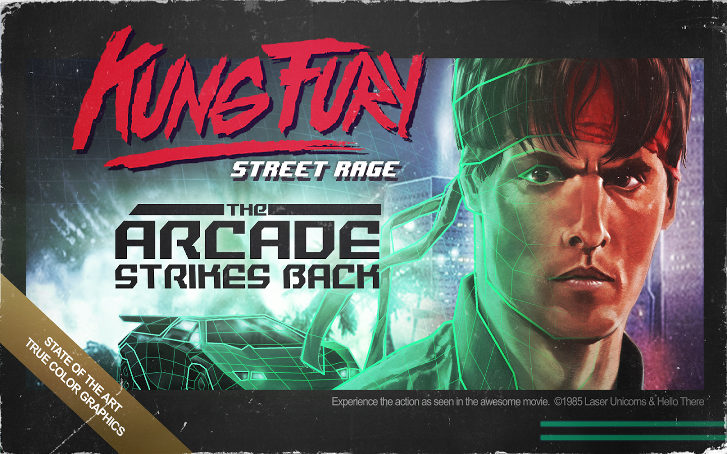 Review | Kung Fury: Street Rage