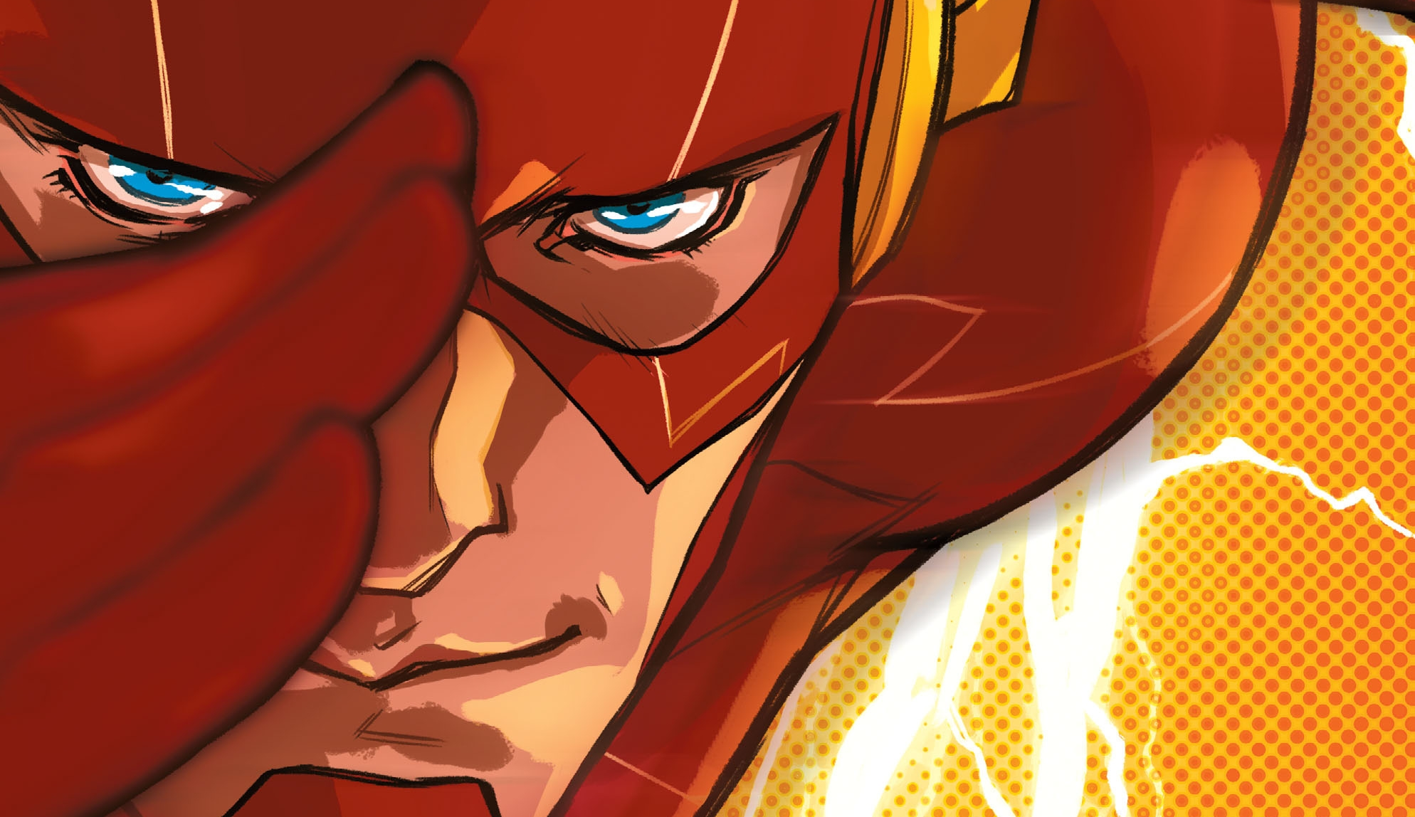 DC Rebirth Flash