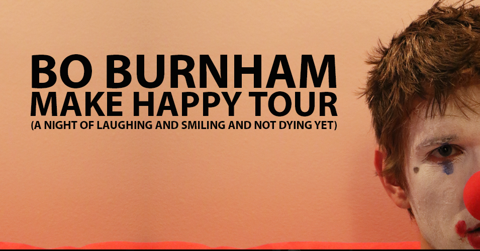 Review | Bo Burham: Make Happy