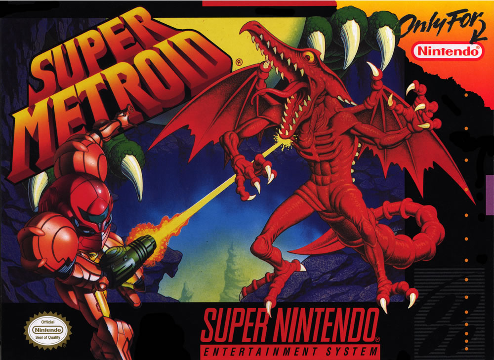 Review | Super Metroid