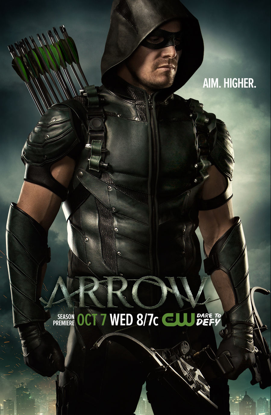Arrow-Season-4-Poster