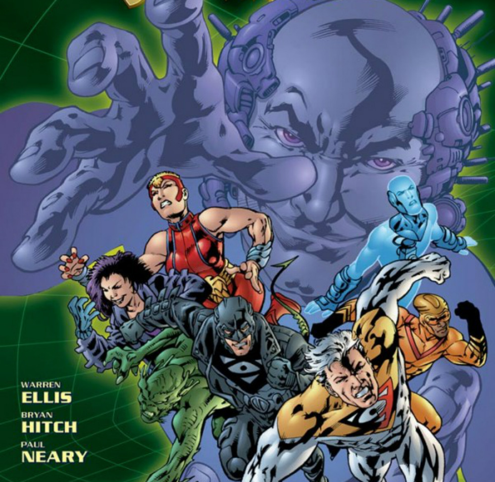 Resenha | Stormwatch - Volume 4