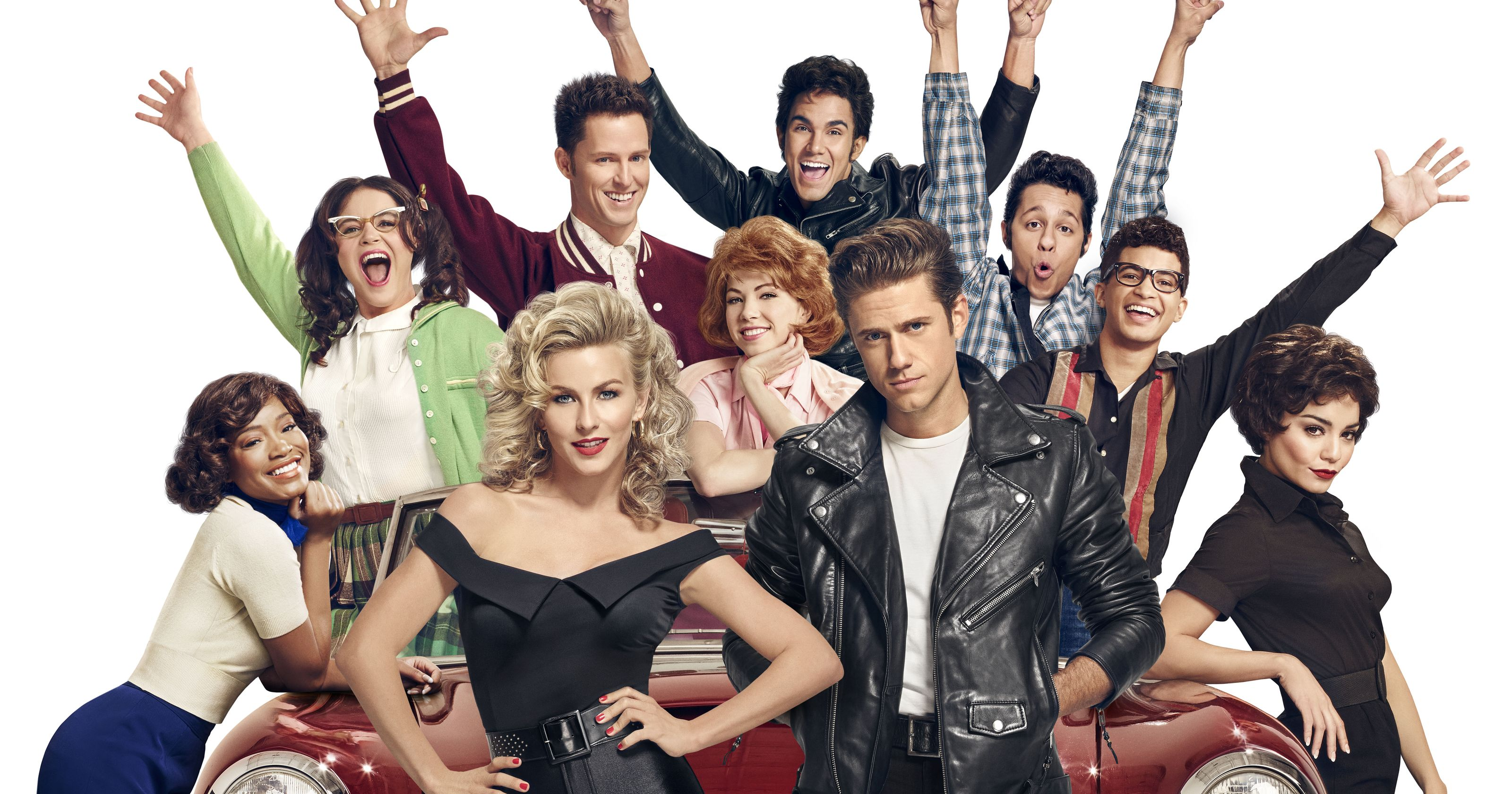 [Crítica] Grease: Live