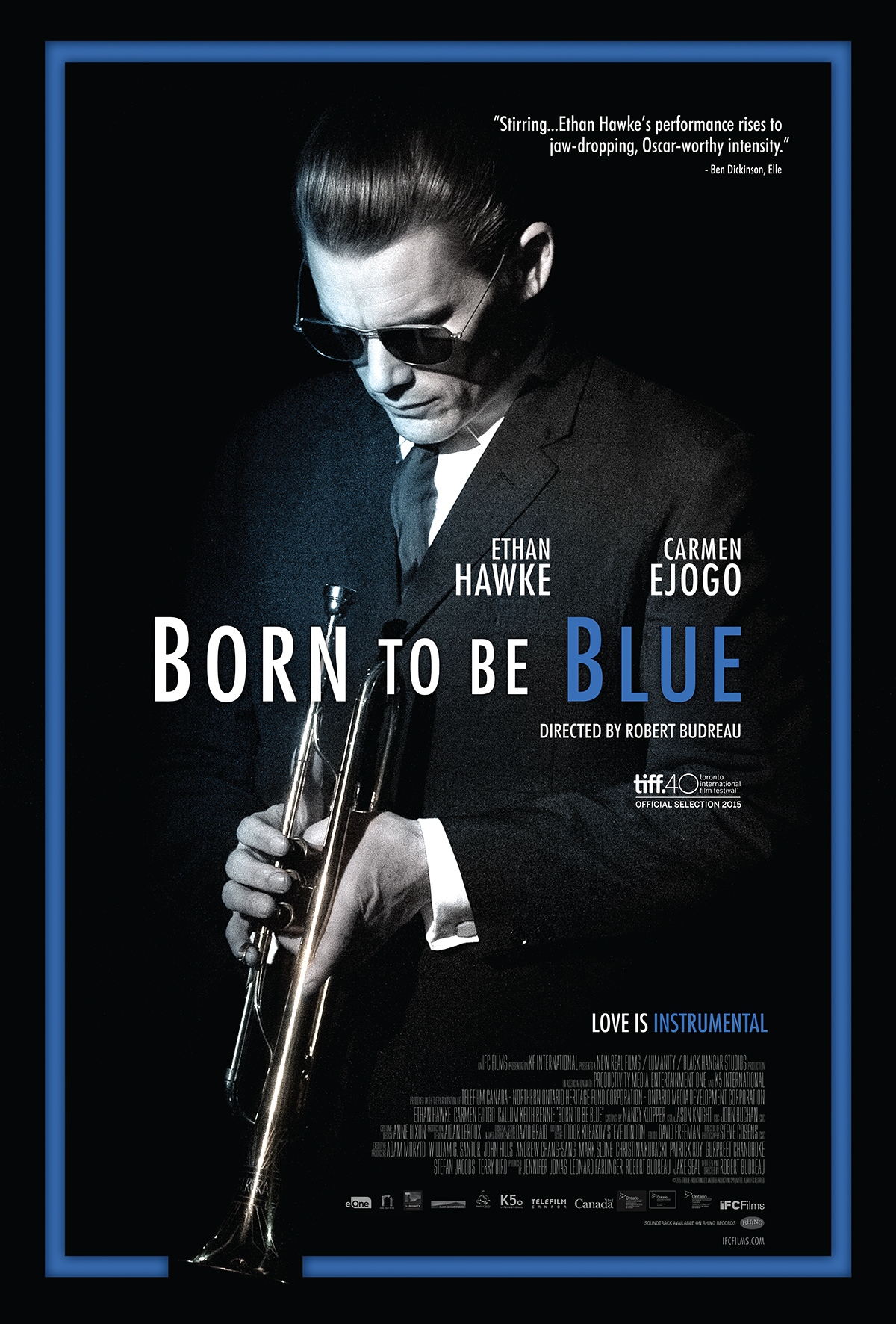 [Crítica] Born To Be Blue