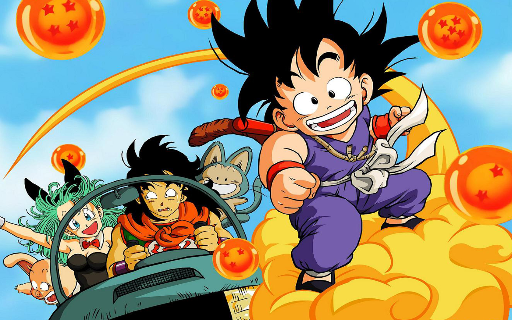 Review | Dragon Ball - Parte 1: O Arco de Goku