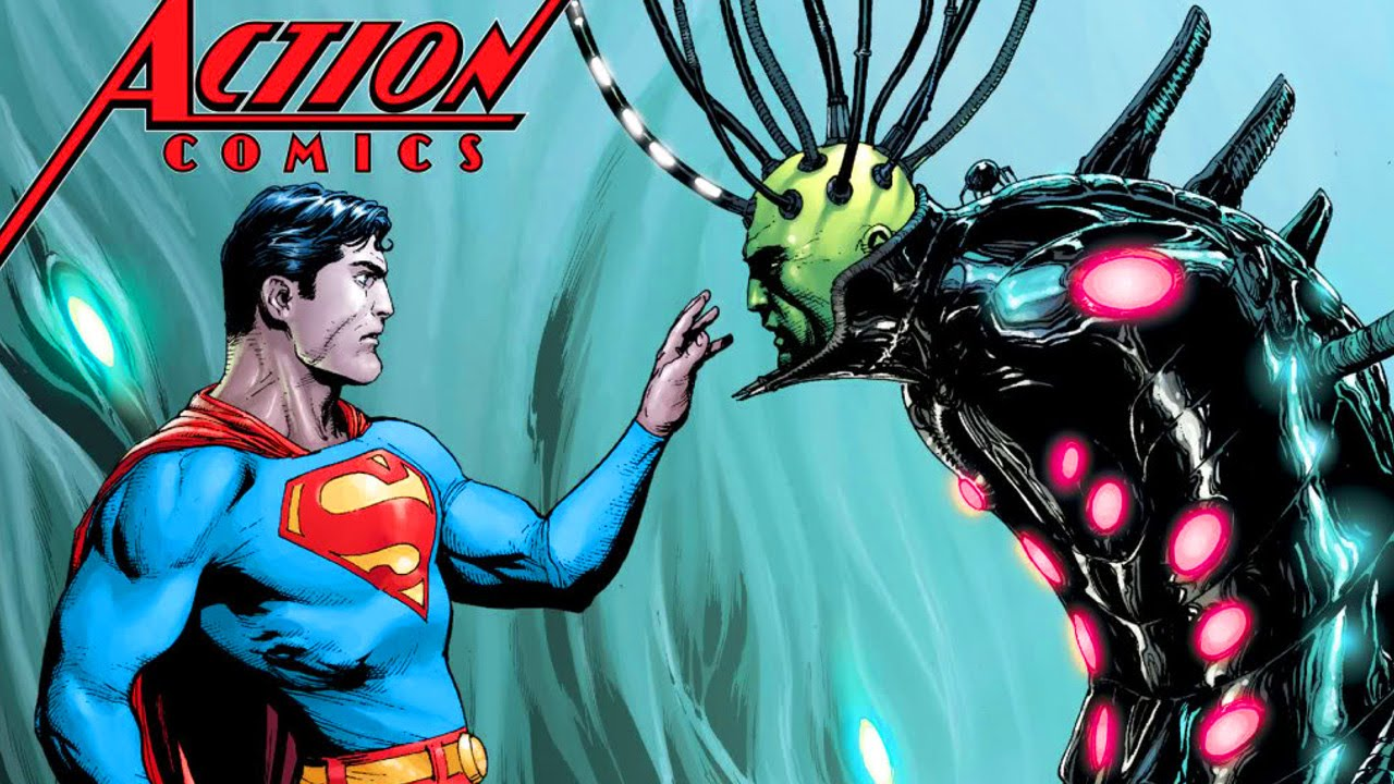 Resenha | Superman: Brainiac