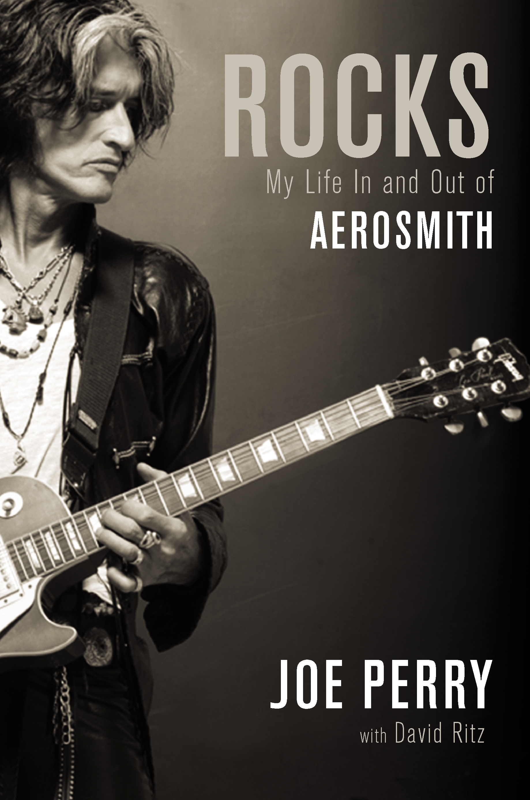 [Resenha] Rocks - Joe Perry