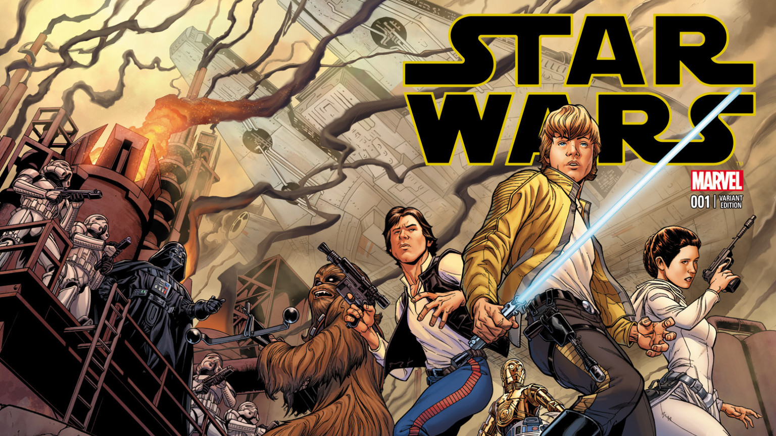 Resenha | Marvel Star Wars (#01 a #12)
