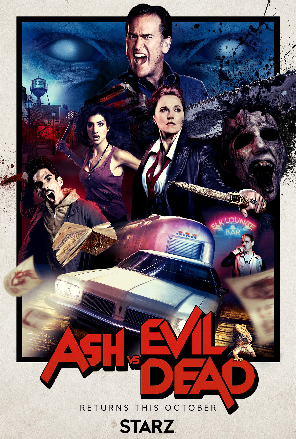 Review | Ash vs Evil Dead - 2ª Temporada