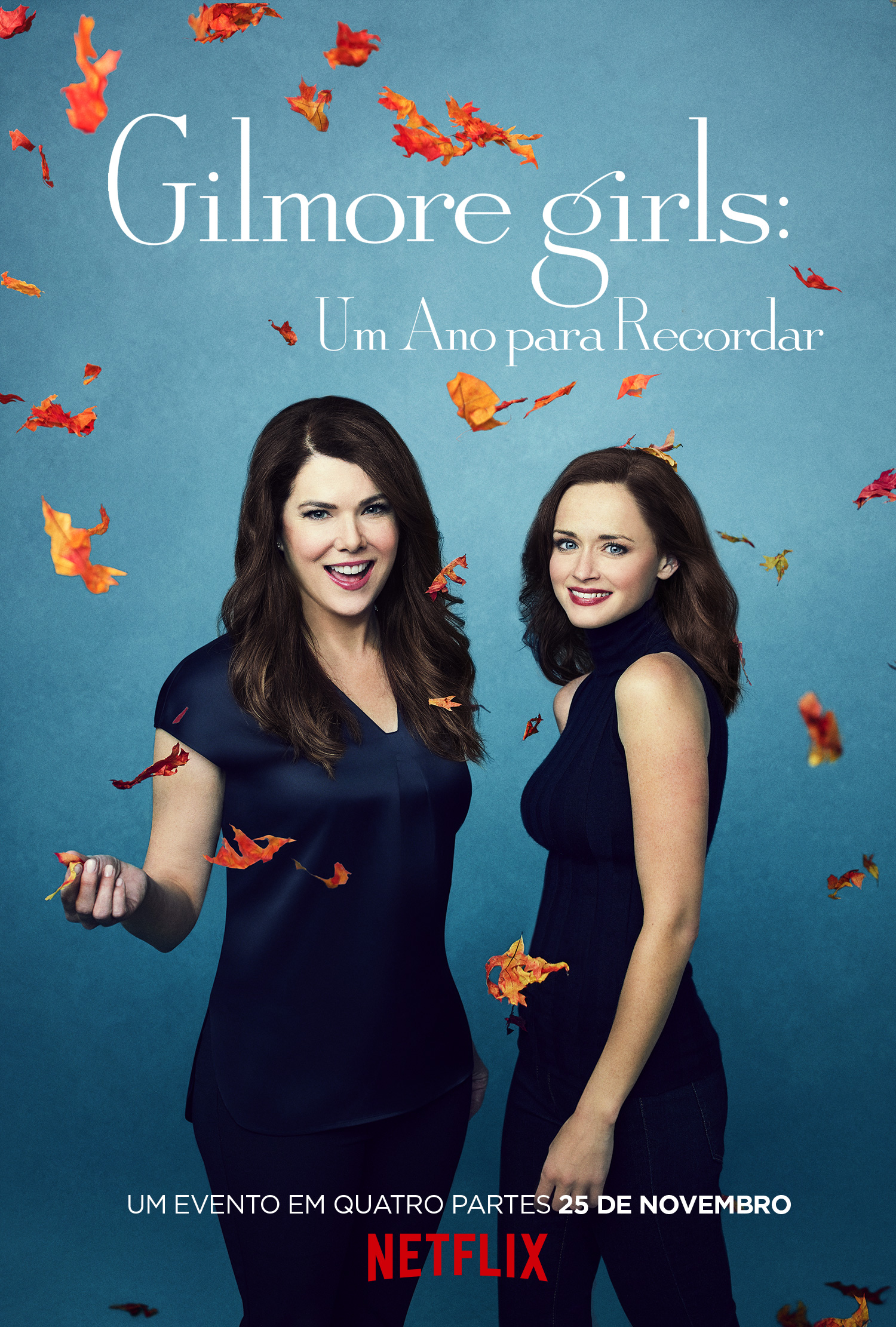 Review | Gilmore Girls: Um Ano Para Recordar