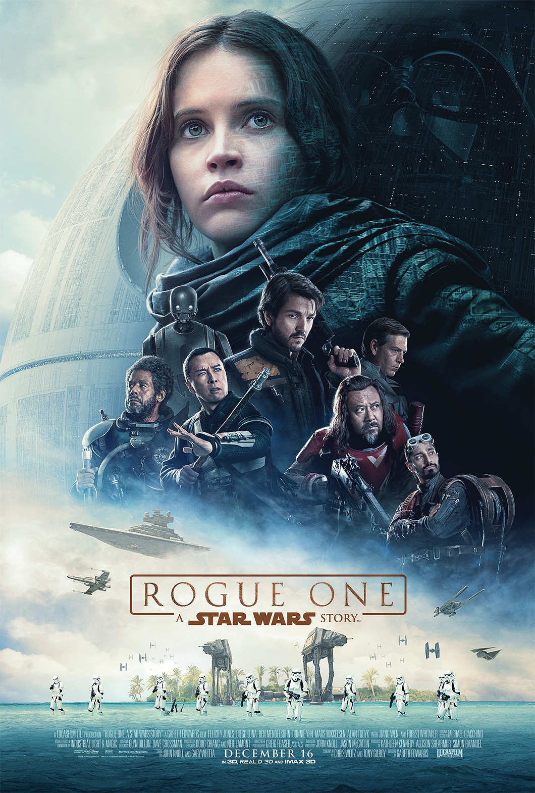 [Crítica] Rogue One: Uma História Star Wars