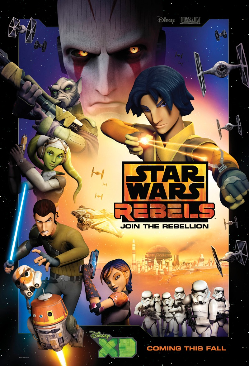 Review | Star Wars Rebels – 1ª Temporada