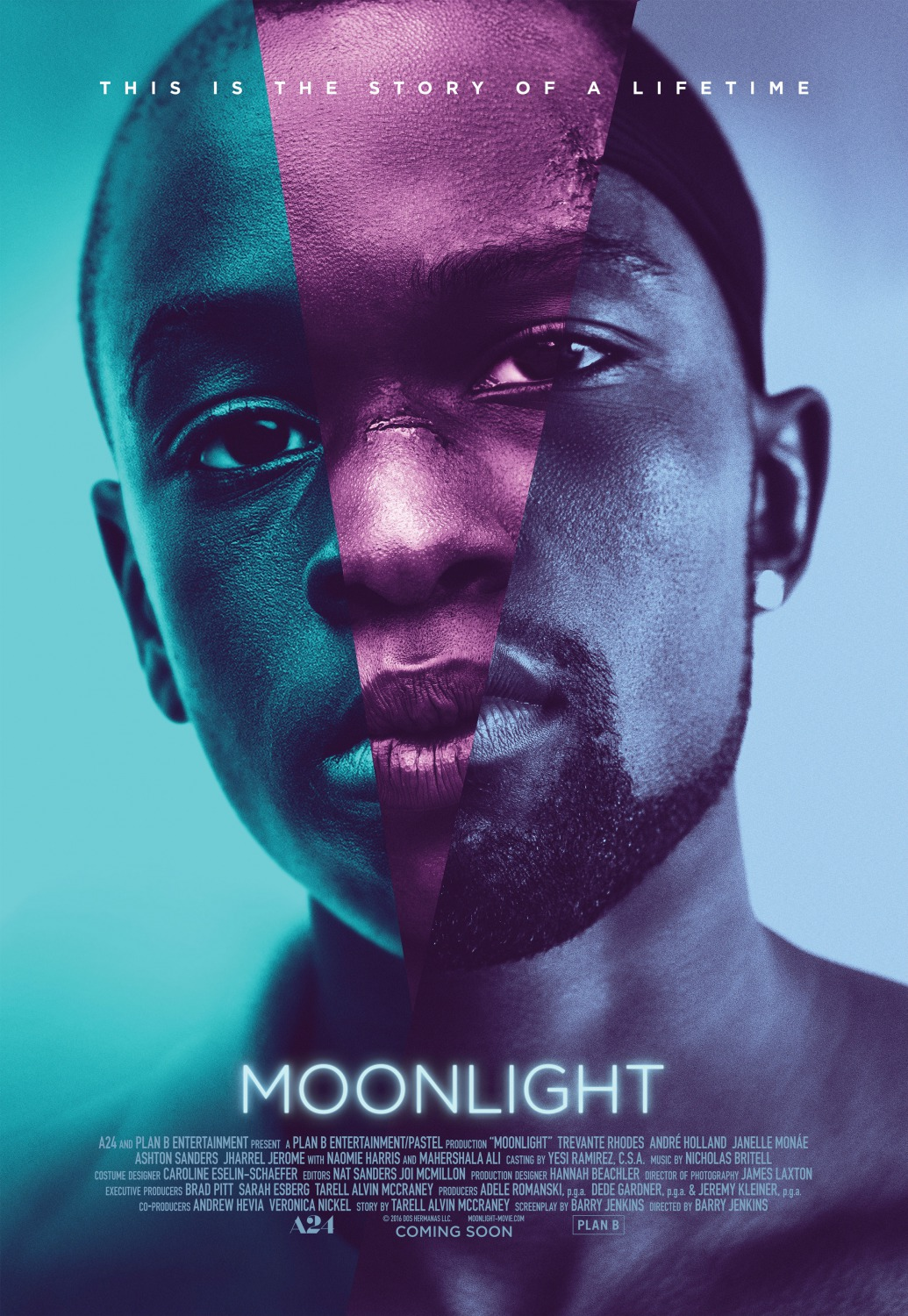 [Crítica] Moonlight: Sob a Luz do Luar