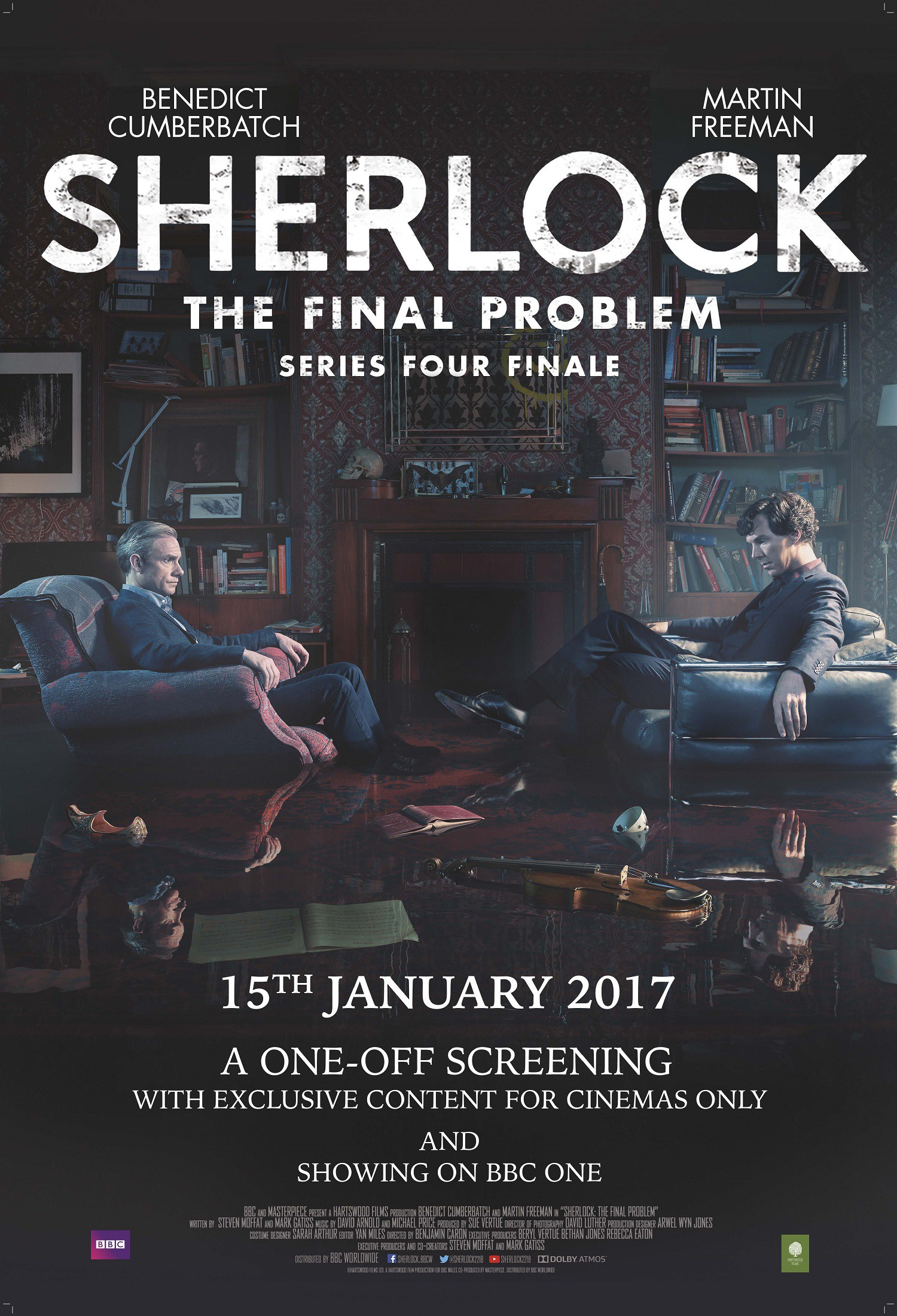 Review | Sherlock S04 E03 - The Final Problem