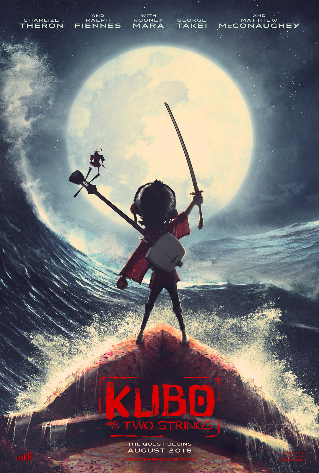 [Crítica] Kubo e as Cordas Mágicas