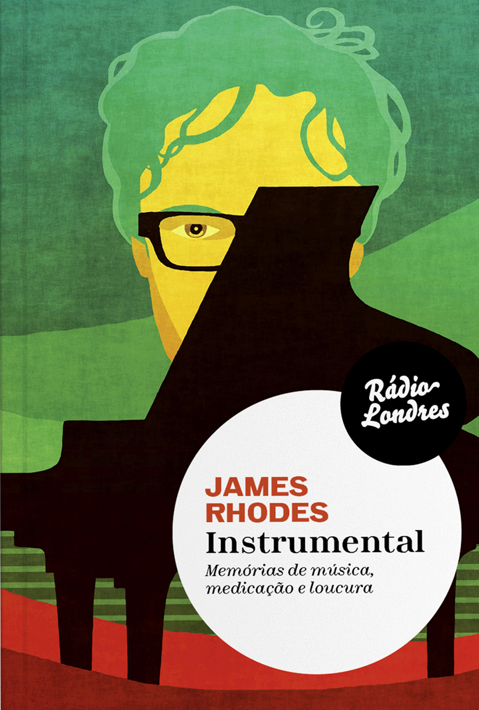 [Resenha] Instrumental - James Rhodes