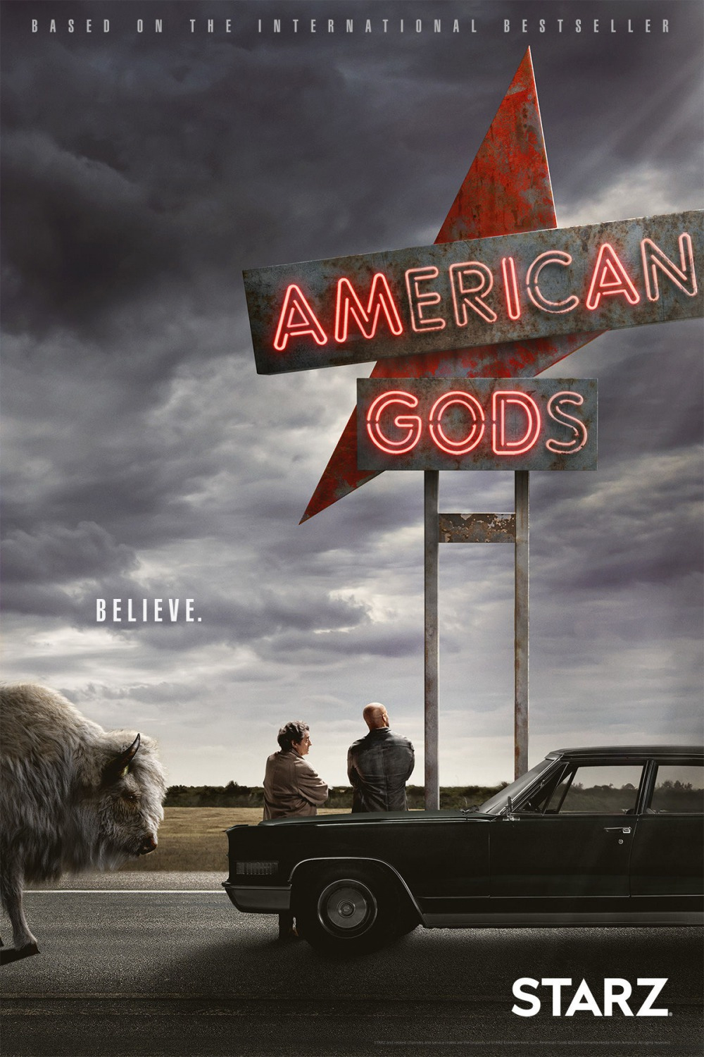 Review | American Gods  - 1ª Temporada