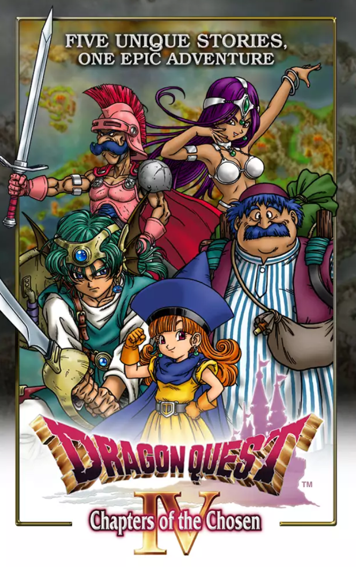 Review | Dragon Quest IV
